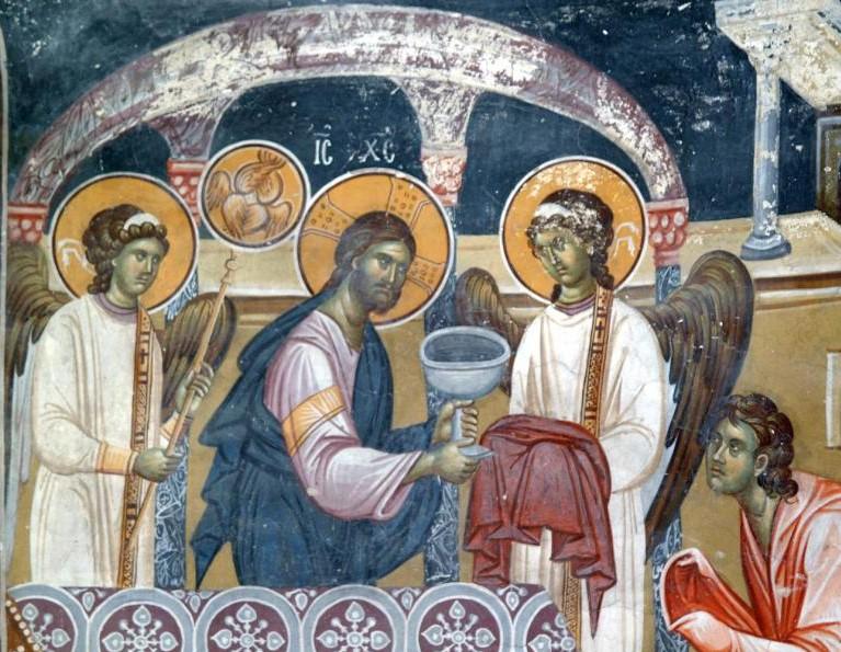 Свети Ангели у богослужењу Цркве