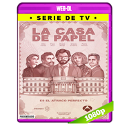 La casa de papel Temporada 2 Completa WEB-DL 1080p Audio Dual Latino-Ingles