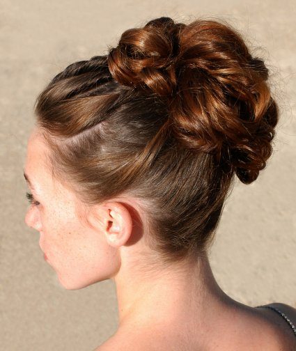 Chic Formal Hair Updos