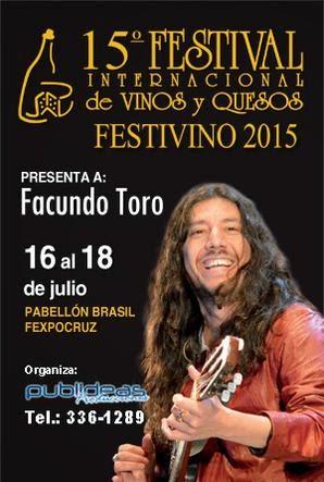 FESTIVAL DE VINOS Y QUESOS 2015
