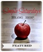 http://simply-living-simply.com/simple-saturdays-blog-hop-31/