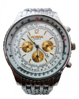 Rosra silver plated Beautiful Watch at low price