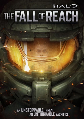 Halo The Fall of Reach DVDRip Latino