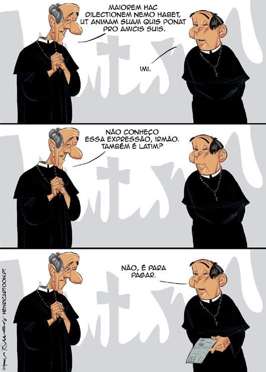 Gastar o latim