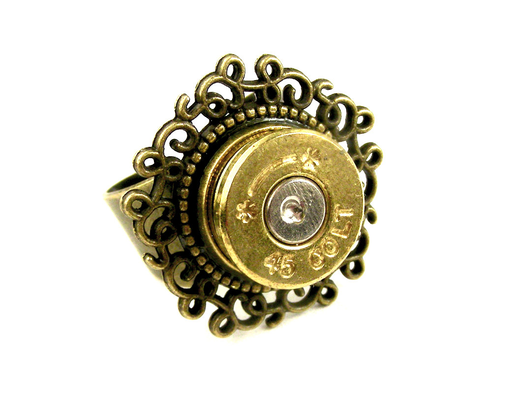 12-Filigree-45-mm-Bullet-Ring-Nicholas-Hrabowski-Steampunk-Jewelry-from-Recycled-Watches-and-Bullets-www-designstack-co