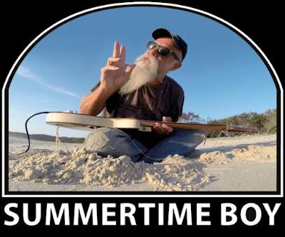 SEASICK STEVE - Summertime boy