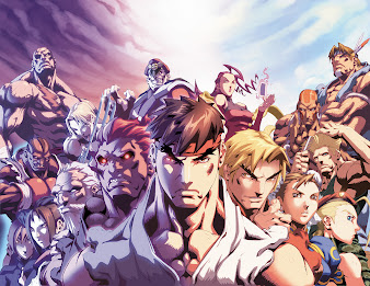 #37 Street Fighter Wallpaper