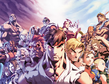 #37 Street Fighter Wallpaper