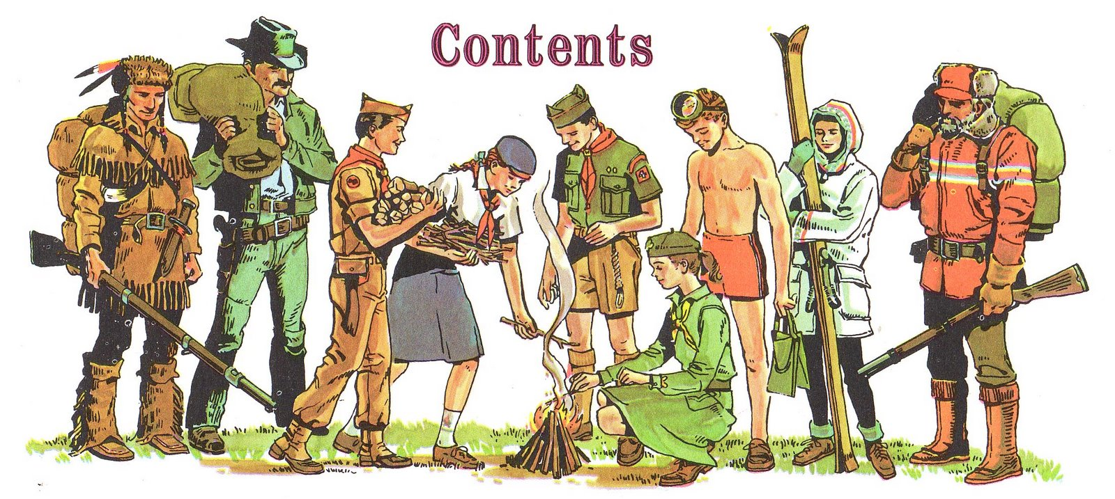 The Golden Book Of Camping And Camp Crafts Pdf