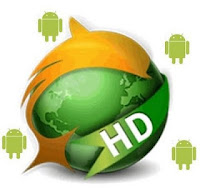 Browser Android Tercepat #3 Dolphin Browser