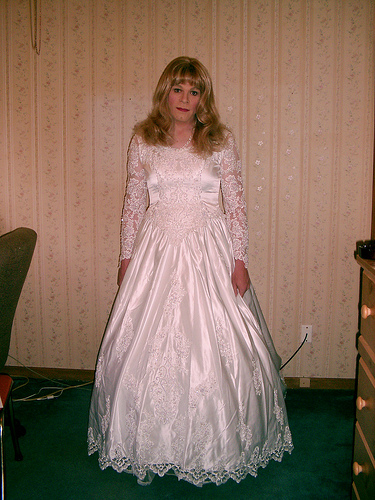 Crossdresser Wedding Dress Newhairstylesformen2014 Com