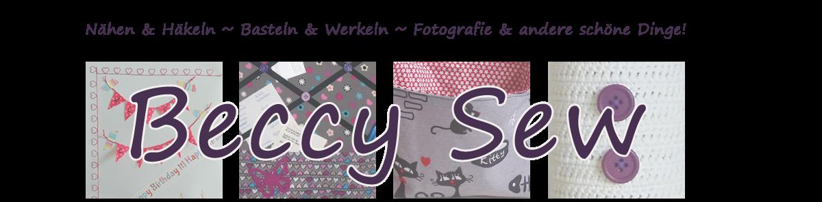 Beccy Sew: Nähen & Häkeln | Basteln & Werkeln