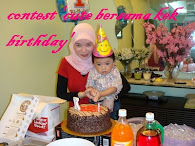 Cute Bersama Kek Birthday