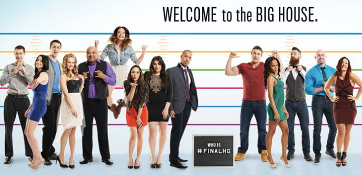 Big Brother Canada Cast Season 2 Houseguests 2014