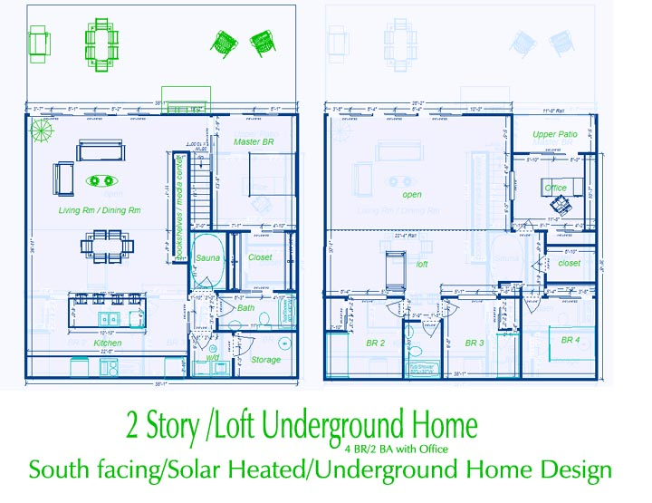 Stunning Simple Underground House Plans 720 x 555 · 81 kB · jpeg