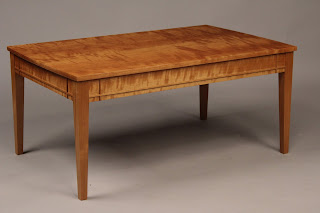 Handcrafted Coffee Table solid wood