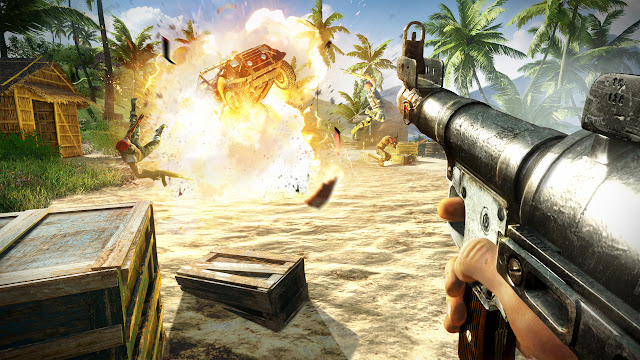 Far Cry 3 PC Game free Download Full Version