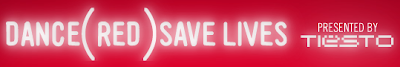 Dance (RED) save lives - Día Mundial de Lucha contra el SIDA