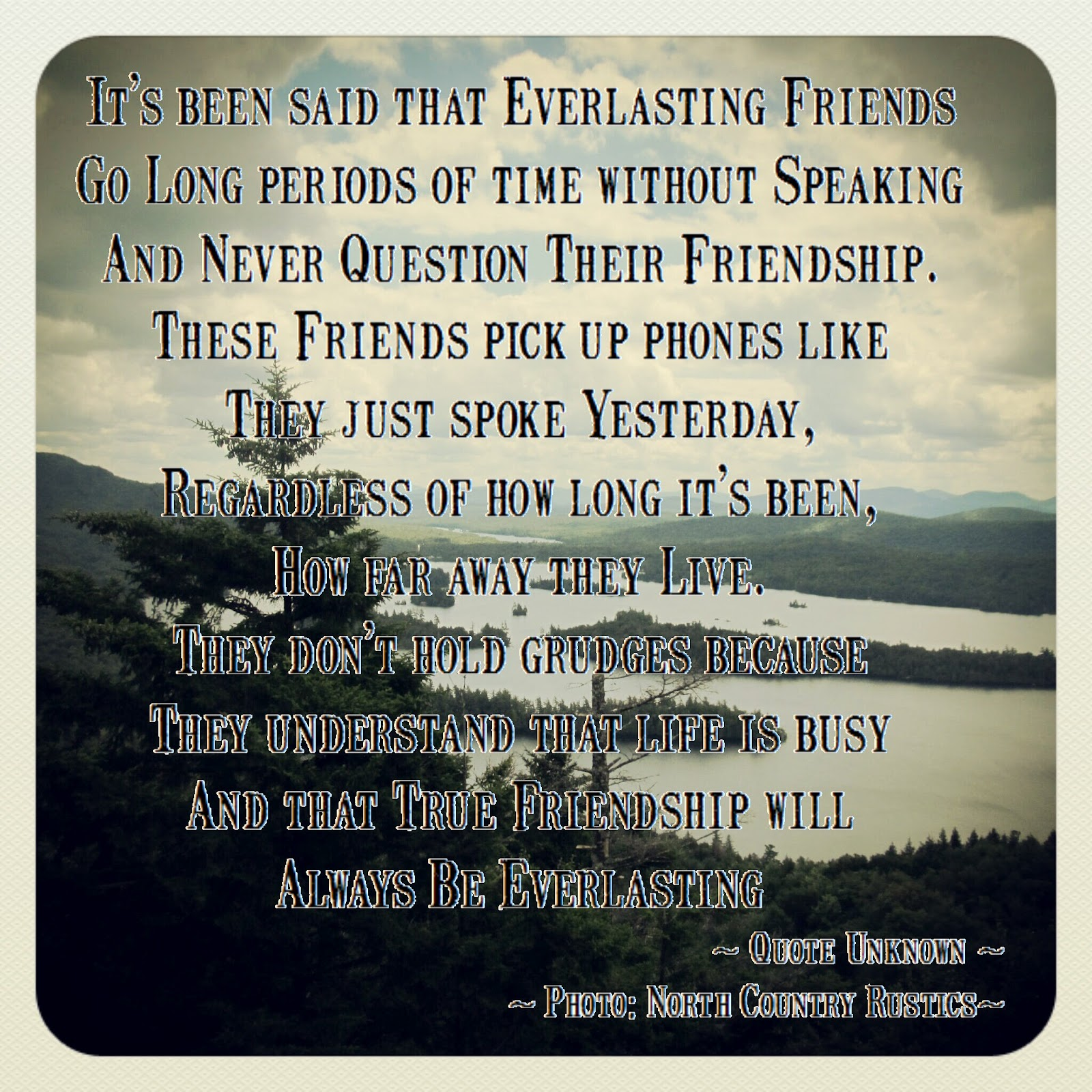 sentimental friendship quotes