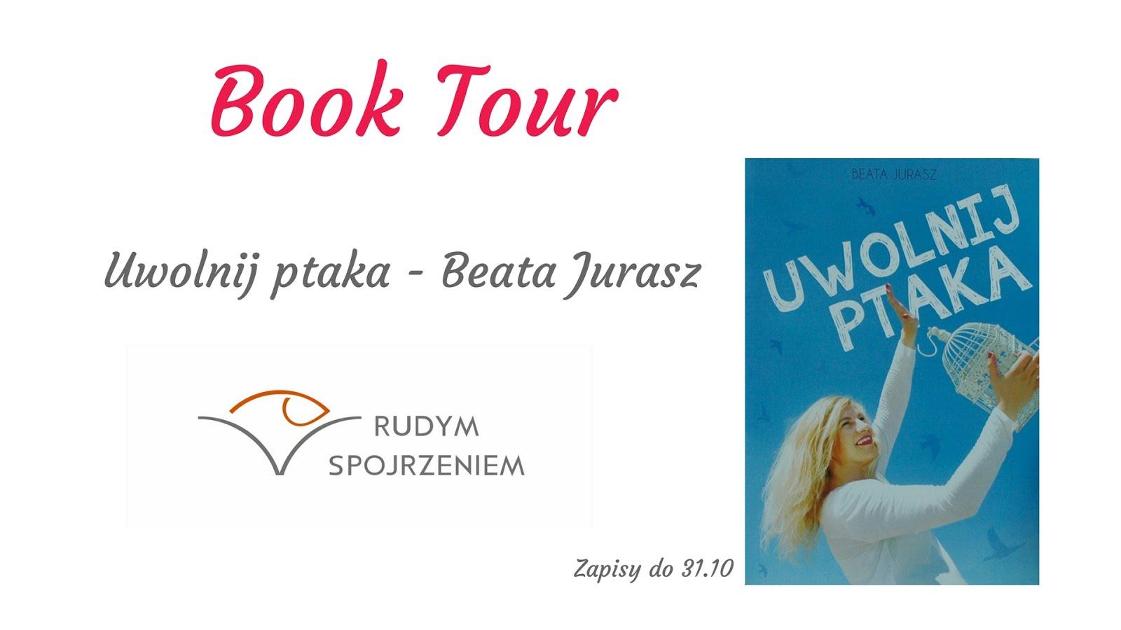 Book Tour - przeczytaj Uwolnij Ptaka!
