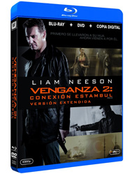 Venganza: Conexión Estambul en Blu-ray+DVD+Copia Digital