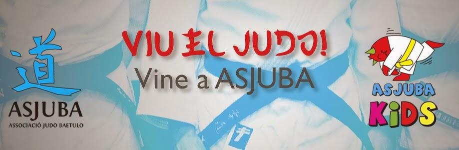 Judo Badalona -  Associació Judo Baetulo ASJUBA