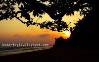 Pantai Pok Tunggal, Pantai di Jogja, Pantai yang Indah, wisata alam, sejedewe