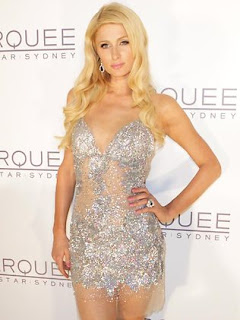 Paris Hilton Fitness Secrets