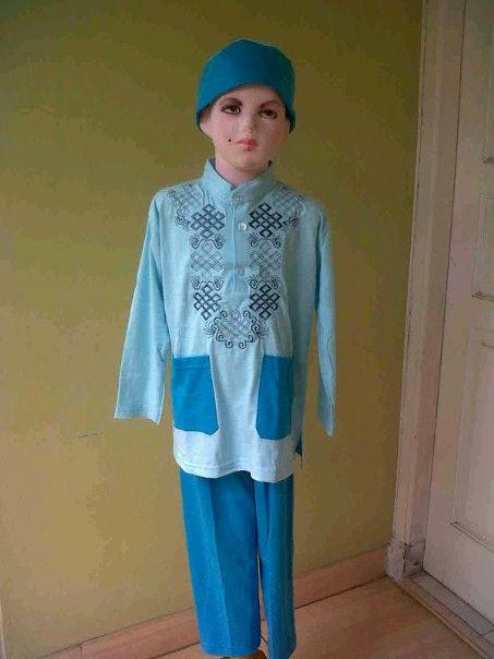 baju-gamis-murah-berkualitas-modern-poeti-collection-anak-ganteng-muslim