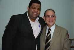 ABRAÃO MICHELON E DEP. FEDERAL PAULO FREIRE