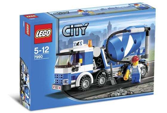 Lego city 2007 - e6