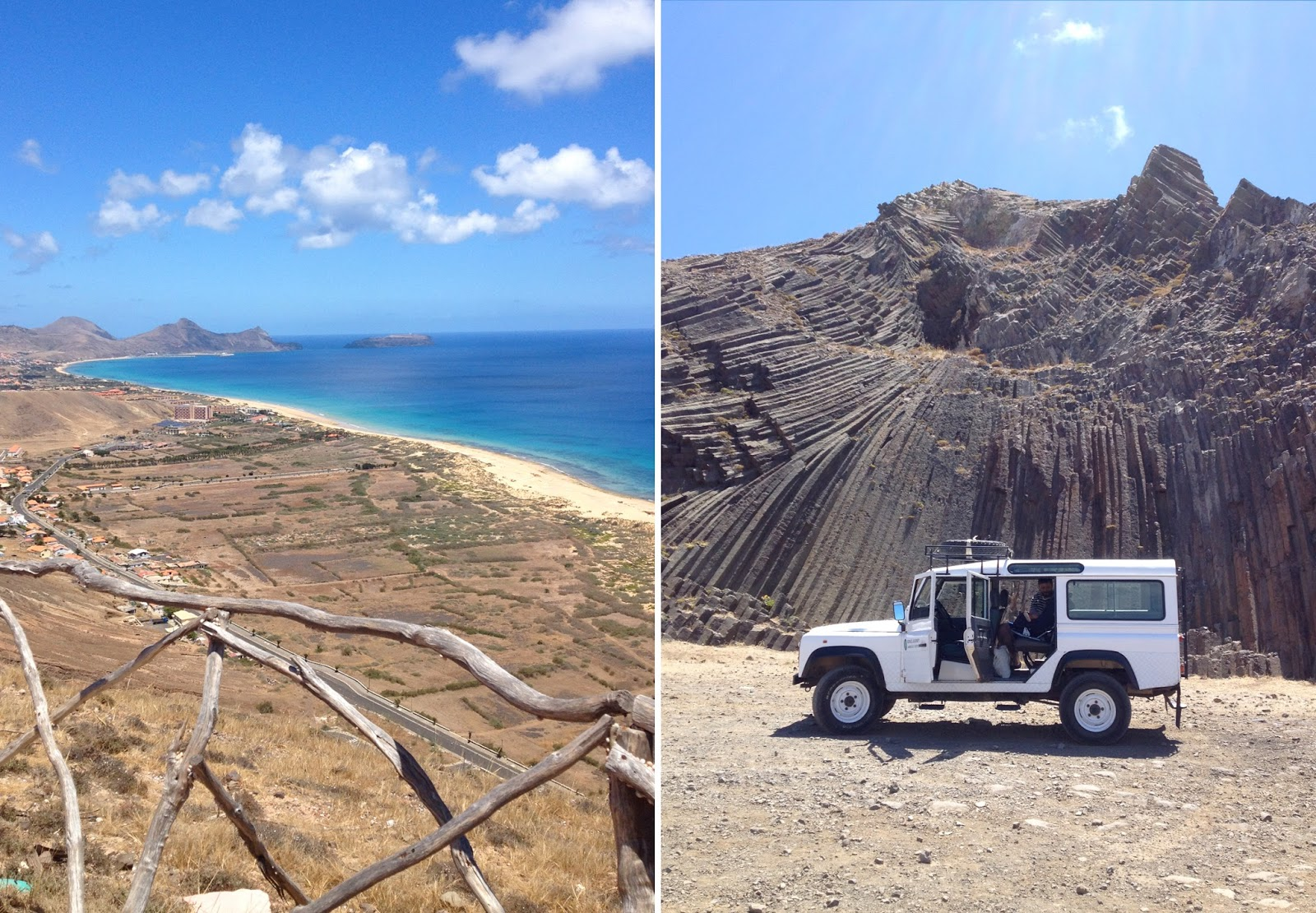 Jeep Safari - Porto Santo