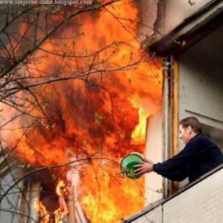 Gasenje pozara,požara, gori, gore, toplota