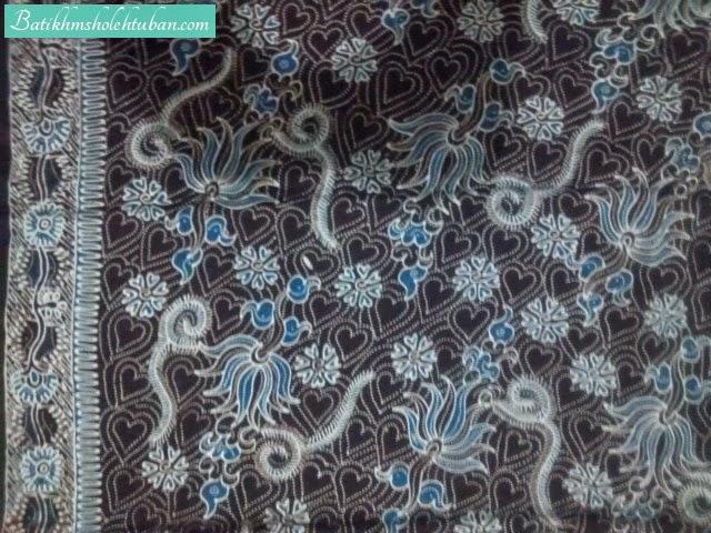 Kain Sutera Batik Tuban 3011G