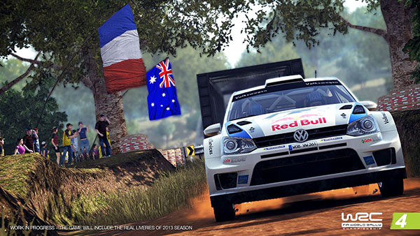 WRC 4 FIA World Rally Championship (2013) Screenshot 2