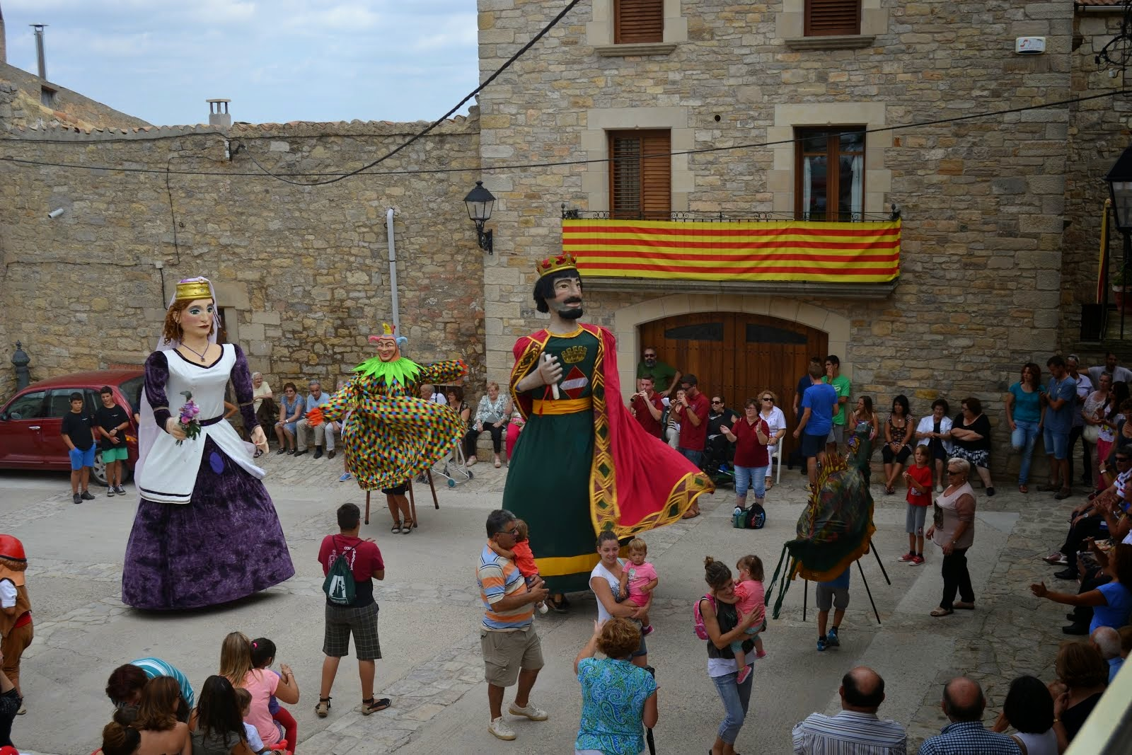 Festa Major de Forès