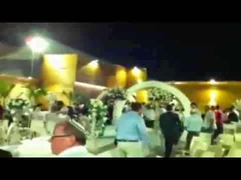 بالفيديو: ردة فعل إسرائيليين في زفاف بعد مشاهدتهم للصواريخ تعبر فوق رؤوسهم