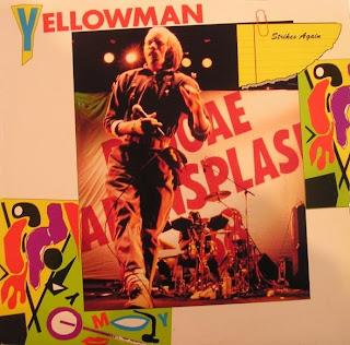 Yellowman - Strikes Again