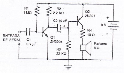 Why Doesnt My Transistor Audio  lifier Work also Tv Antenna  lifier Circuit Schematic 1 additionally TDA1524A IC likewise Using TL494 simple inverter circuit diagram also 2009 06 01 archive. on simple audio amplifier circuit