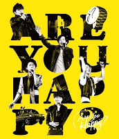 "嵐「ARASHI LIVE TOUR 2016 - 2017 "" Are You Happy ? ""」BR《通常盤》♥ 絶賛発売中 ♥"