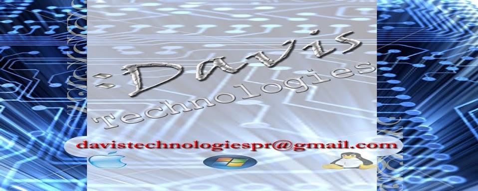 Davis Technologies P.R.