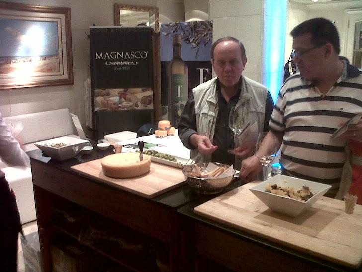 Probaste? - Feria de vinos de Lujo - Nov. 2011 - Hotel Alvear