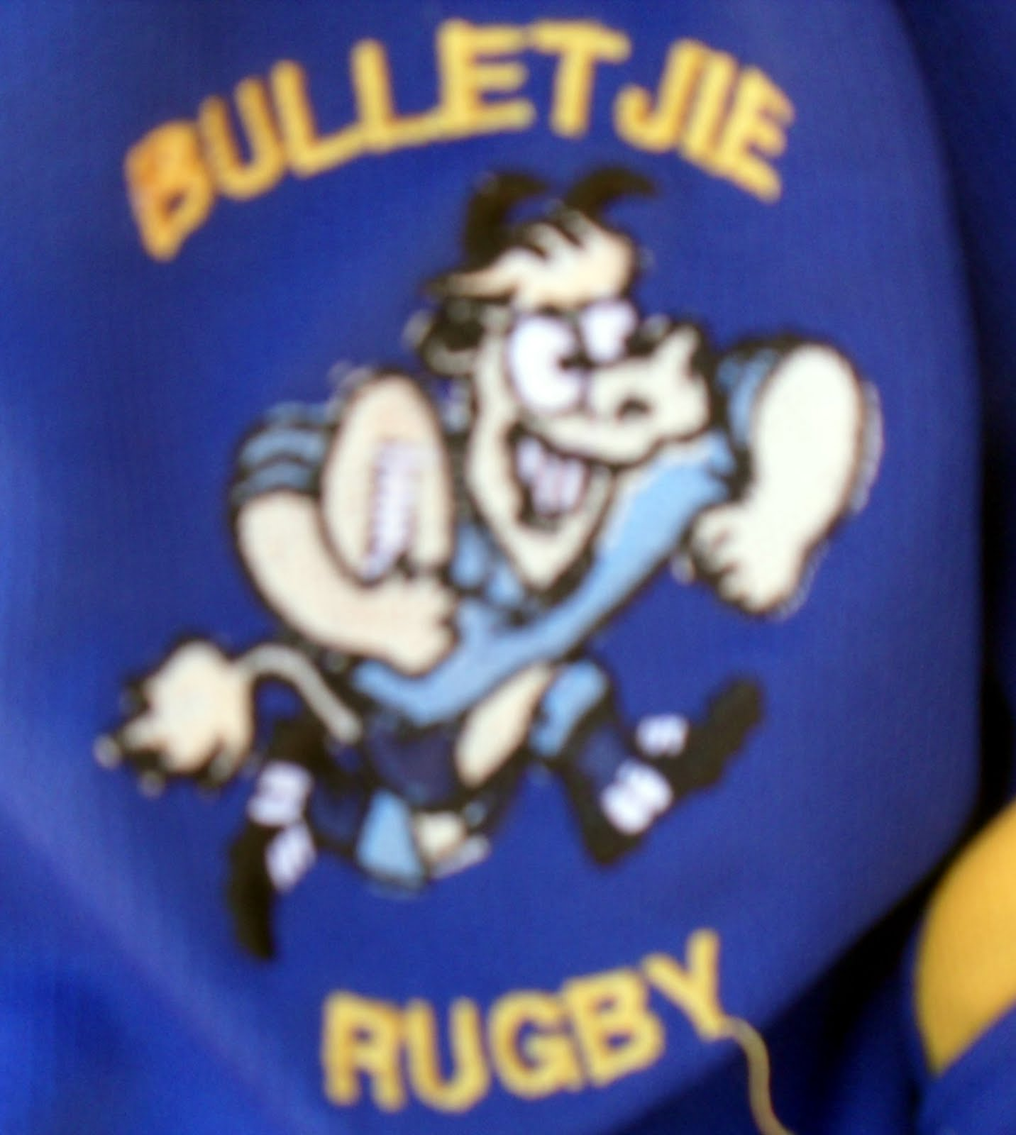 "Just I And Myself: ""Bulletjie"" Rugby"