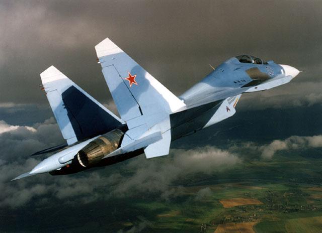 Su-30 Fighter