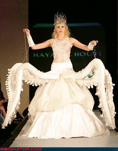 fun wedding gowns