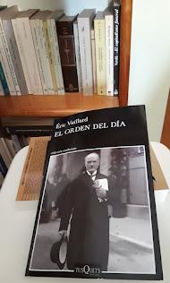 ESTOY LEYENDO  A ÉRIC VUILLARD