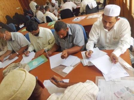 ورشة عمل من أجل  ( تنمية قدرات و مهارات المعلم ) التي نفذها معهد الخيرات CIMG2271