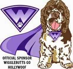 Official Sponsor of Wigglebutts Go Hollywoof