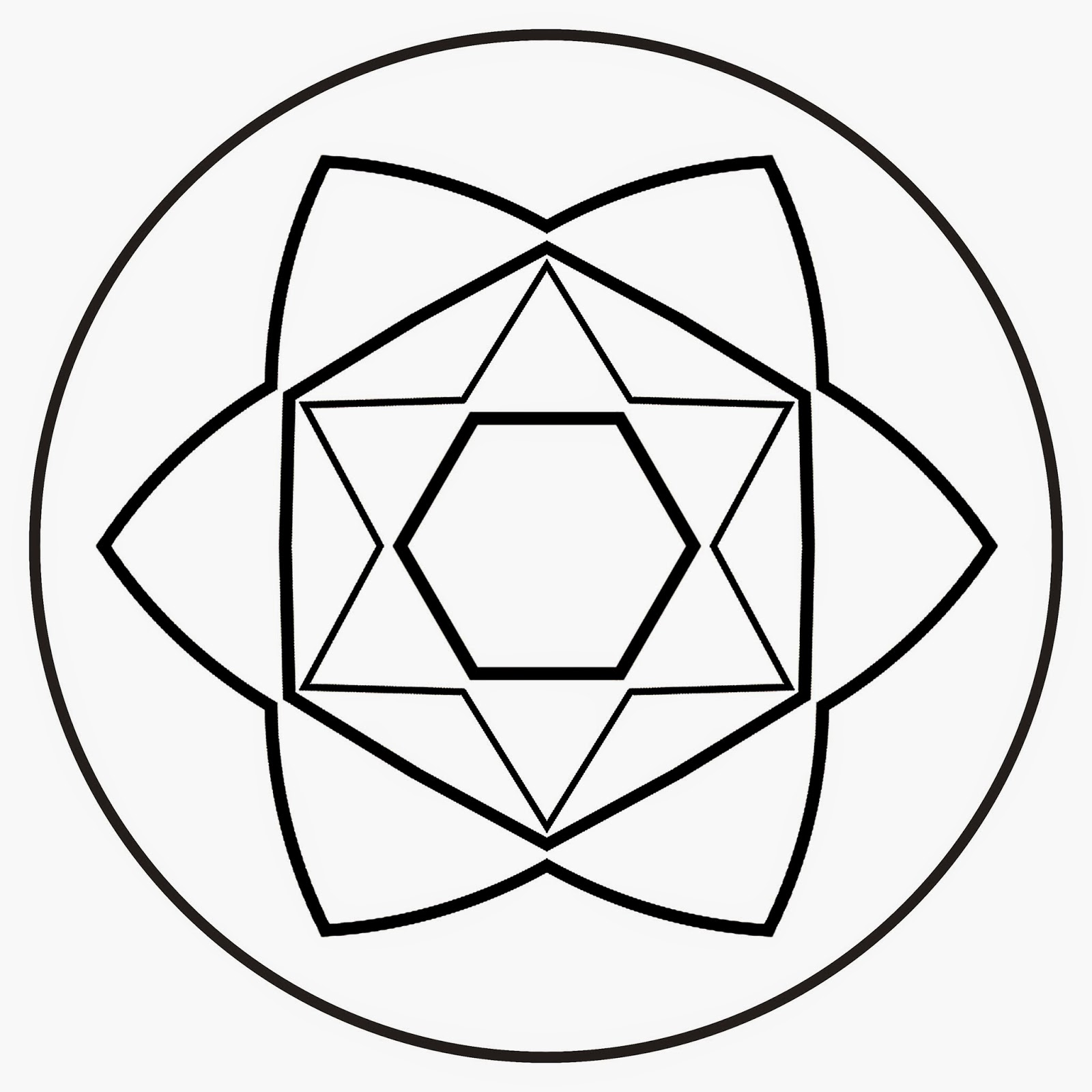 Los Mandalas y los Niños: Algunos conceptos básicos y diseños para ...