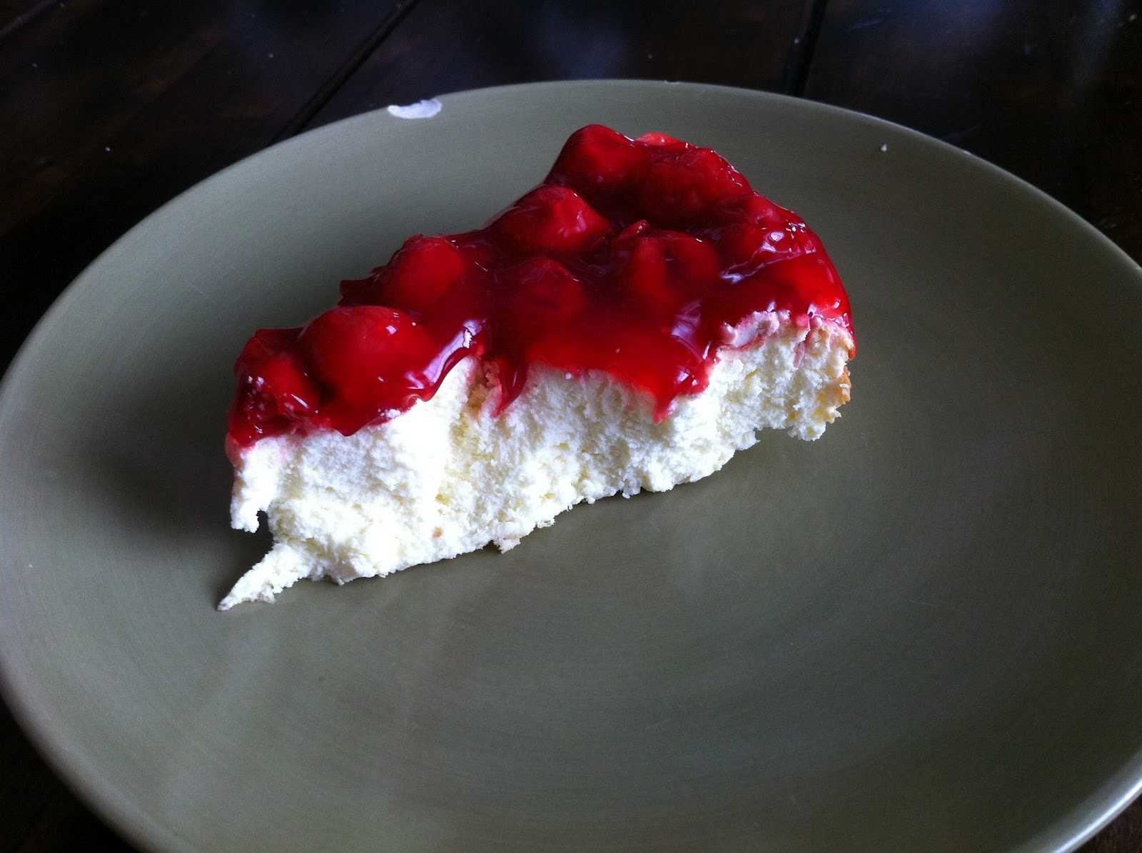 Sugar Free Like Me: Sugar Free/Low Carb Cheesecake